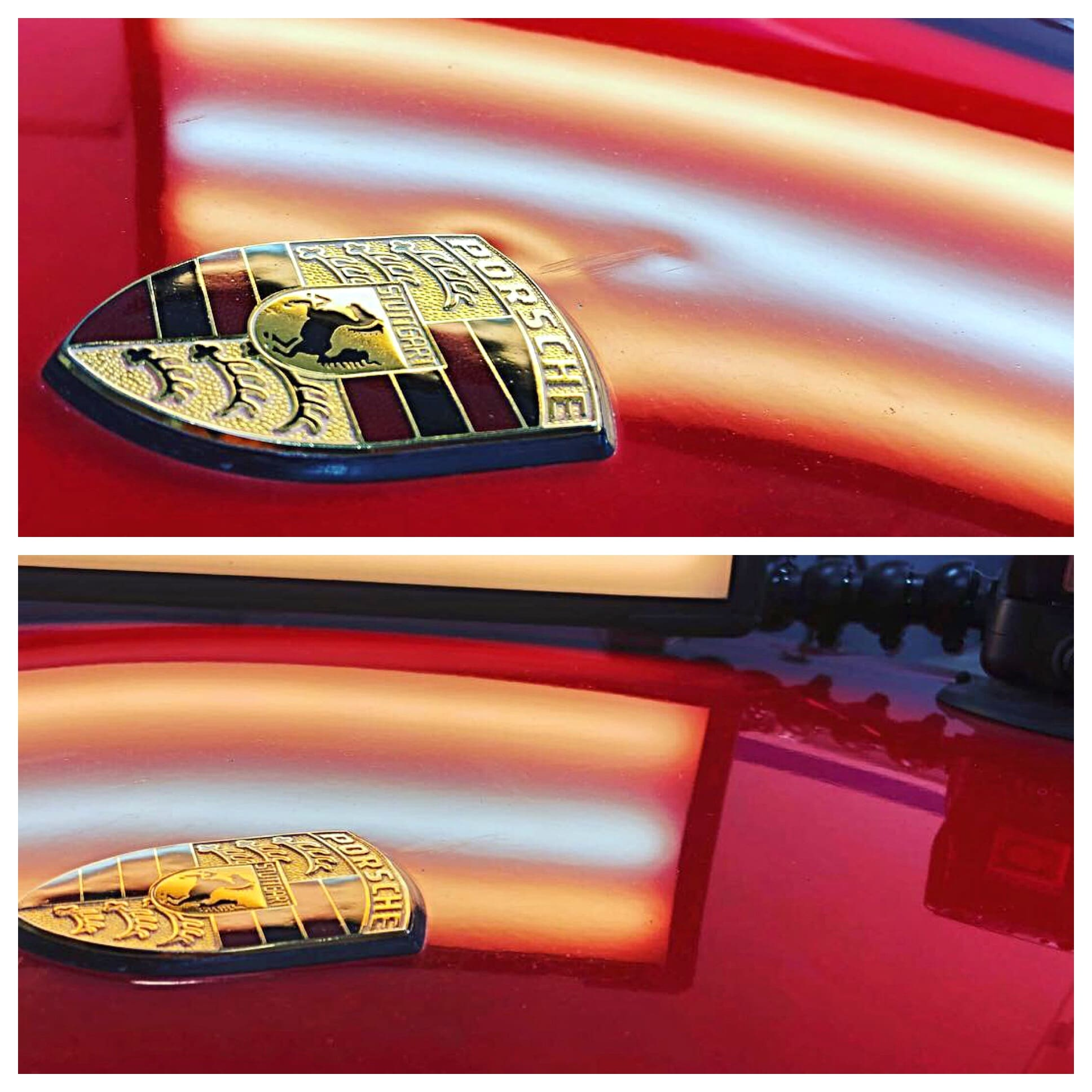 What does paintless dent repair cost