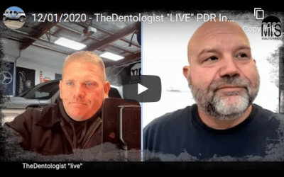 "TheDentologist ""LIVE"" PDR Interview w/ Randy Hobson"